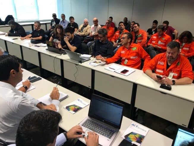 Petrobras acordo coletivo 2019