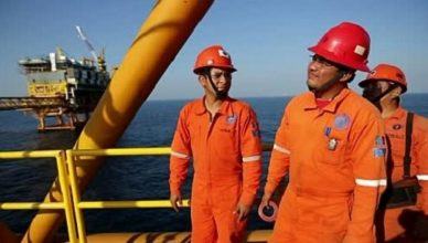 Vagas offshore na Aker
