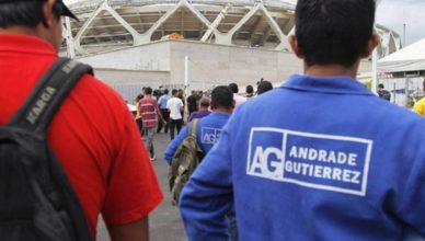 Vagas na Andrade Gutierrez Muitas Mariana