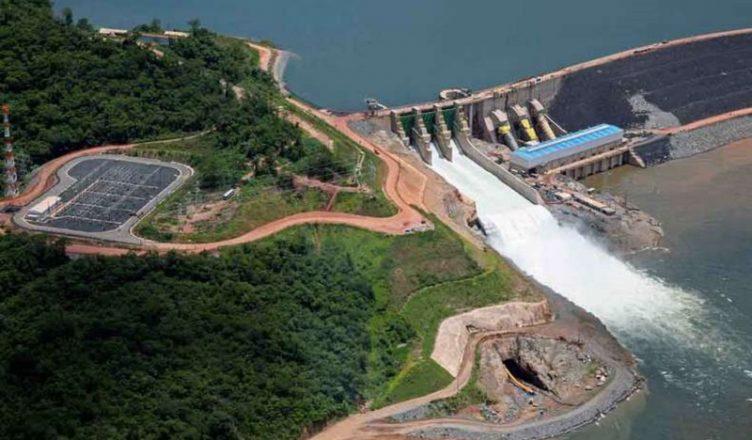 Cemig e hidrelétricas
