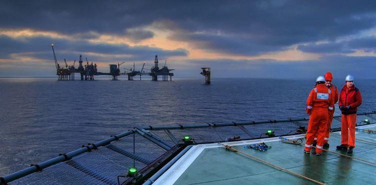 vagas offshore
