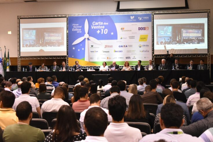 Energia eólica é tema de fórum nacional que acontece nesta semana no RN
