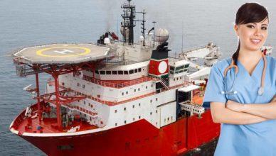 Enfermeiro Offshore Brasil Macaé Petróleo