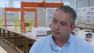Recife sofre pelo fechamento de estaleiro