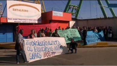 Niterói tem manifestação