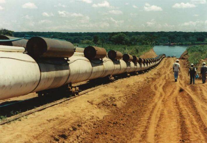 Gás natural e o Gasbol