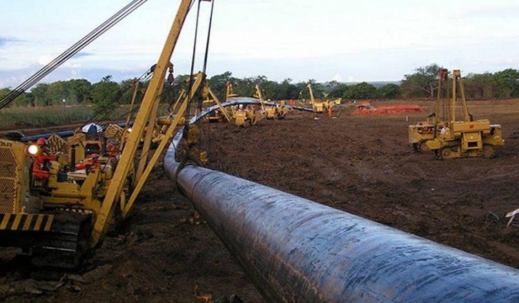 gasodutos de gás natural