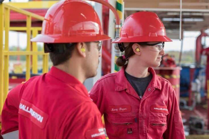 Halliburton Estágio Emprego Engenharia Macaé Offshore