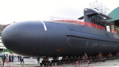 ICN de Itaguaí fará prova de mar de submarino
