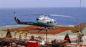 Petrobras assina contrato de apoio aéreo