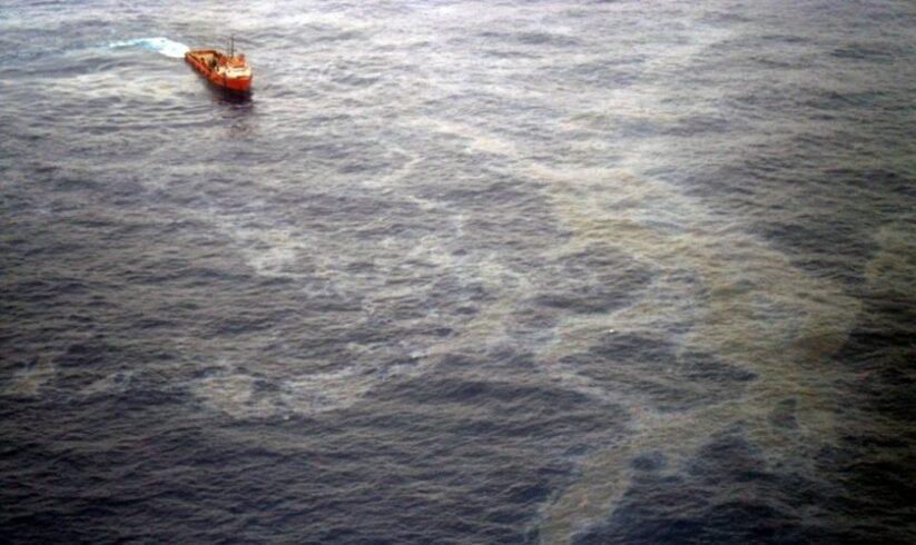 Modec macha Petrobras óleo FPSO derramamento