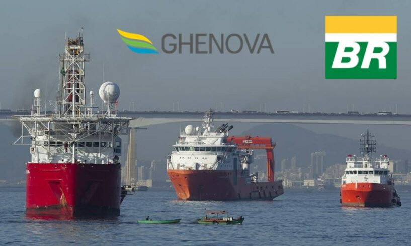 Petrobras assina contrato