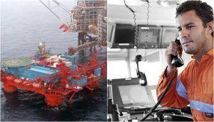 Radio Operador Offshore Rio de Janeiro