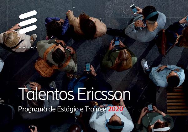 vagas de emprego Ericsson