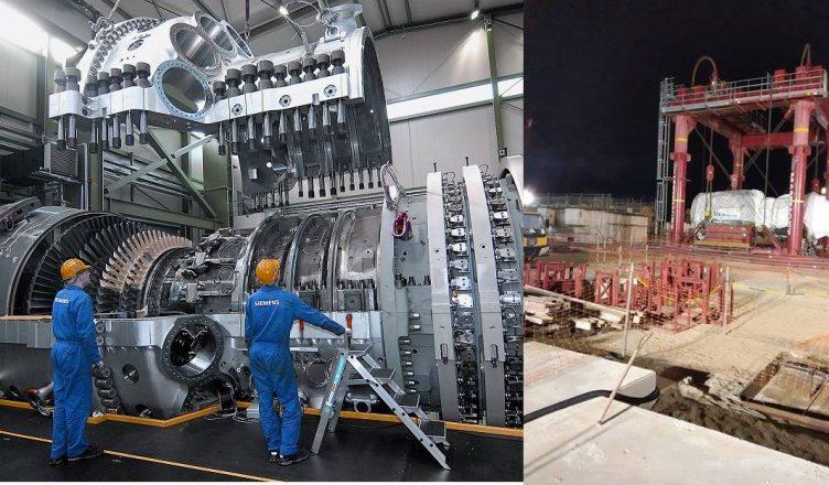 Siemens GNA Porto do Açu Vagas