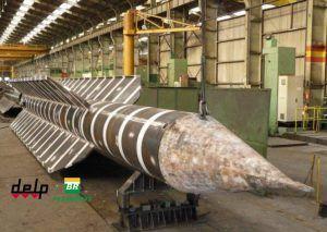 Torpedos Petrobras Delp Belo Horizonte Mero FPSO pré-sal