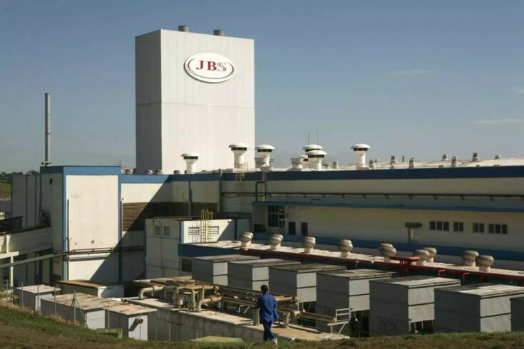 empregos JBS Santa Catarina