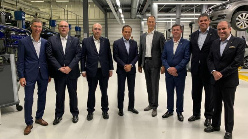 1.500 vagas de emprego pela Volkswagen em SP