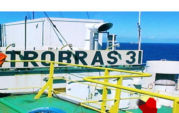 Acidente em plataforma da Petrobras