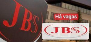 JBS anuncia mais de 150 vagas de emprego