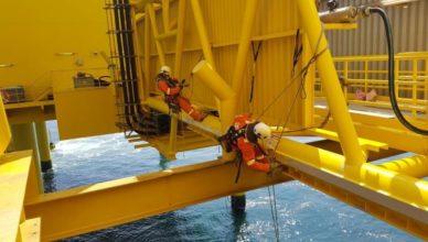 Techocean inicia vaga offshore