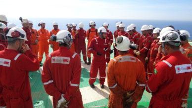 Macaé, GranIHC vagas offshore