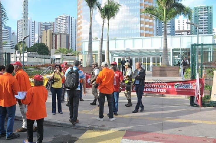 São Paulo tem fechamento de escritório da Petrobras