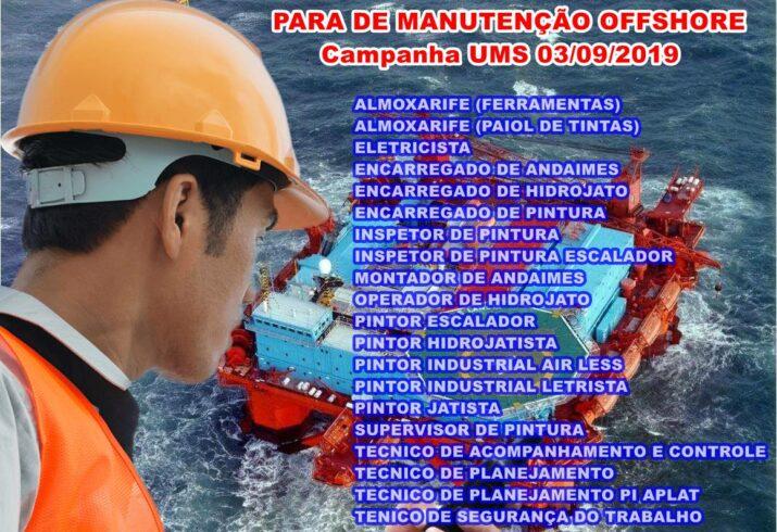 Offshore Macaé Elfe Parada