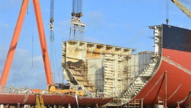 Construção naval é debatida em Brasília