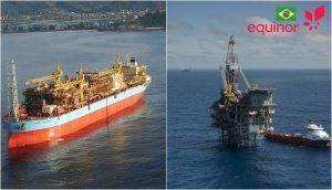 Equinor Offshore Rio de Janeiro Petróleo pré-sal Peregrino