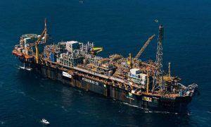 Petrobras paralisa produção da P50