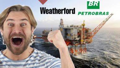 Petrobras Weatherford contrato