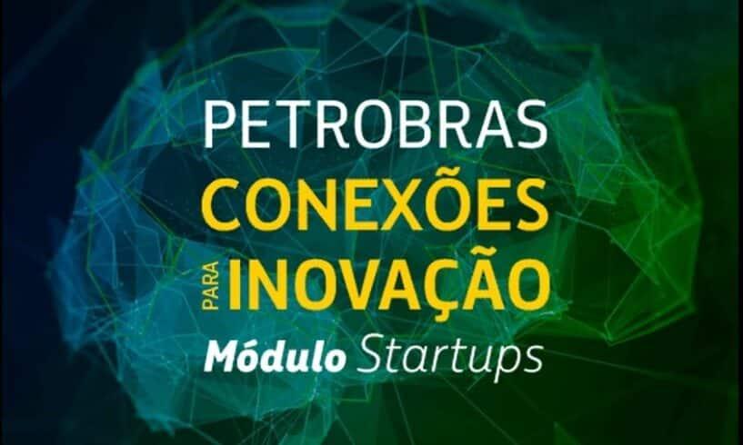 Petrobras startup projeto inovação