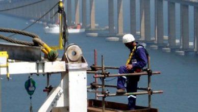 Rio Niterói emprego Itaboraí inspeção Derrick Services