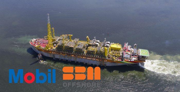 SBM Offshore FPSO Exxon Mobil contrato