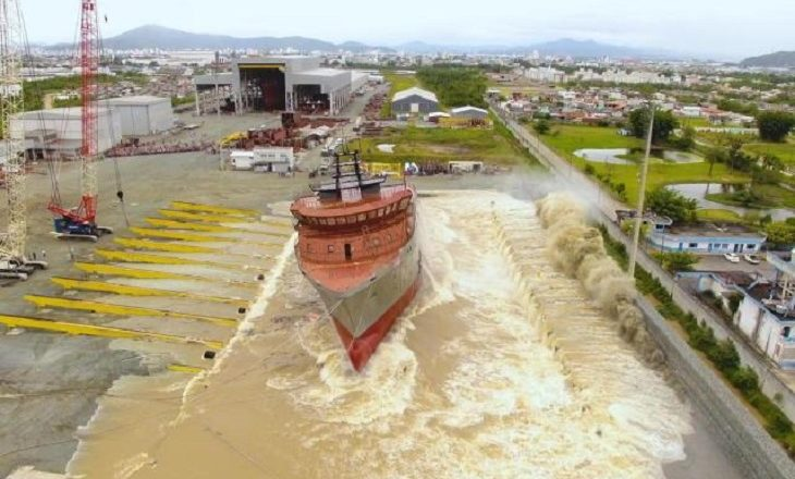 SC vai construir as corvetas