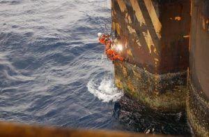 Vaga Offshore para Soldador