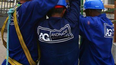 Andrade Gutierrez, obras e projeto