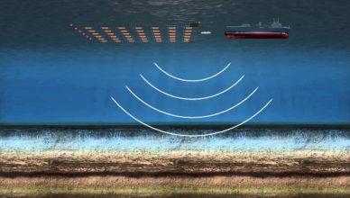 petróleo sísmica combustível