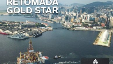 Petrobras Constellation Sonda Gold Star