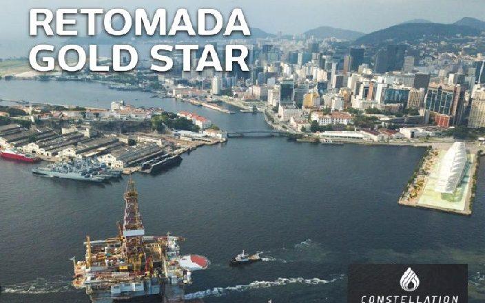 Petrobras Constellation Sonda Gold Star