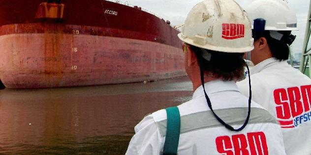 SBM Offshore estágio Rio de Janeiro, Santos e Vitória