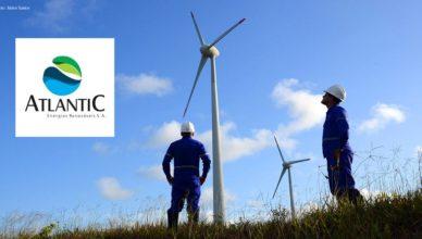 Atlantic energia eólica Bahia e Piauí