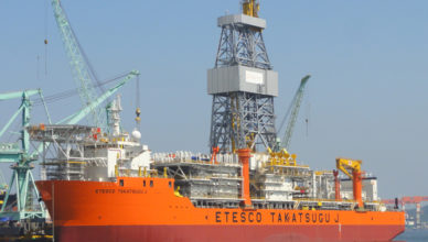 vagas de emprego offshore Macaé Etesco
