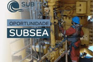 Subtec emprego Subsea