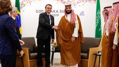 Brasil Bolsonaro Arábia Saudita
