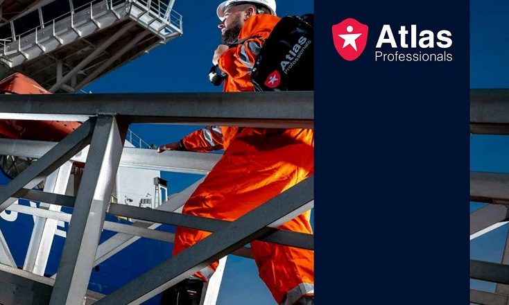 Atlas Professionals emprego Rio de Janeiro