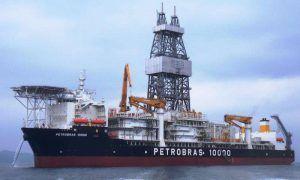 Petrobras navio-sonda VITORIA 10000