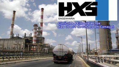 Bahia vagas obras refinarias empregos camaçari