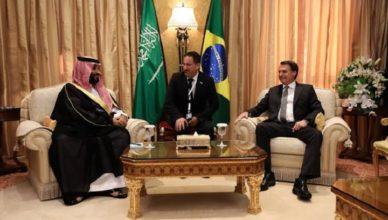 Bolsonaro e a OPEP